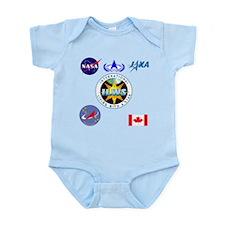 ILWS Composite Logo Infant Bodysuit