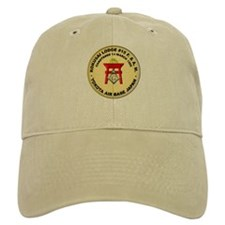 Kokusai Lodge #15 Seal Baseball Cap
