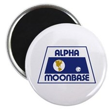 Moonbase Alpha Magnet