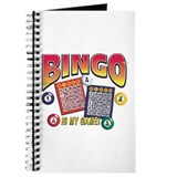 Bingo Is My Game Journal