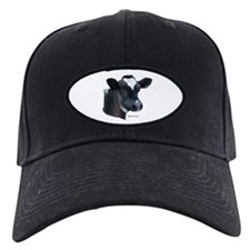 Holstein Cow Baseball Hat