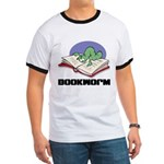 Bookworm Book Lovers Ringer T