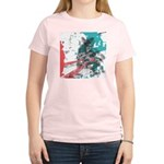 Crazy by Voln Women's Light T-Shirt
