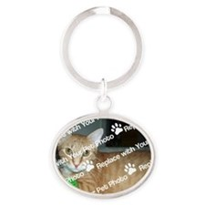 CUSTOMIZE With Your Pet Photo Keychains