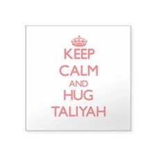 Keep Calm and Hug Taliyah Sticker