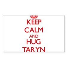 Keep Calm and Hug Taryn Decal
