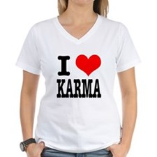 I Heart (Love) Karma Shirt