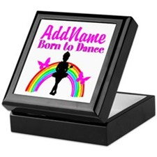 LOVE DANCING Keepsake Box