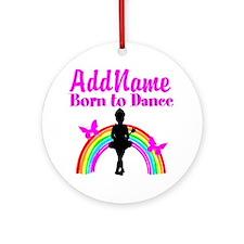LOVE DANCING Ornament (Round)