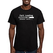 Fart Loading Please Wai T-Shirt