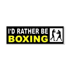 BOXING Car Magnet 10 X 3