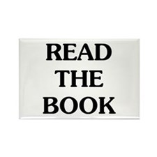 Read Book Rectangle Magnet