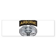 CMB with Airborne Tab Bumper Bumper Sticker