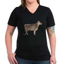 Brown Swiss Dairy Cow Shirt