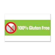 Unique Celiac disease Rectangle Car Magnet