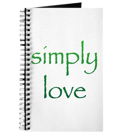 Simply Love Journal