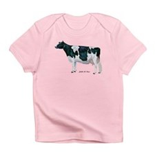Holstein Cow Infant T-Shirt