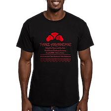 Tanz Akademie F.psd T-Shirt