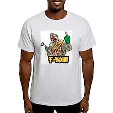"""Yucko """"F - YOU"""" T-Shirt"""