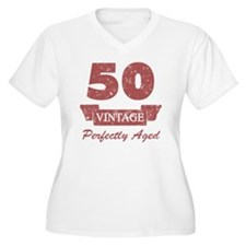 50th Birthday Vin T-Shirt