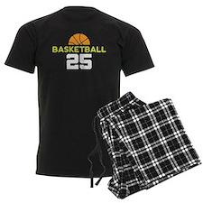 Custom Basketball Player 25 Pajamas