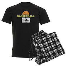 Custom Basketball Player 23 Pajamas