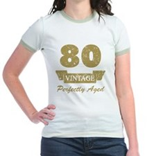 80th Birthday Vintage T