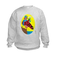 RACING PIGEON Sweatshirt