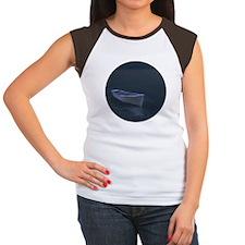 Simple Serenity - Lone Boat T-Shirt