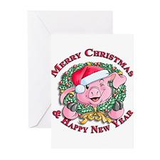 Christmas 1 Greeting Cards
