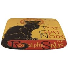 Le Chat Noir Bathmat