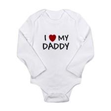 FATHER'S DAY GIFT I LOVE MY D Body Suit