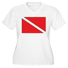 Funny Scuba diver T-Shirt