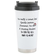Cute Nursing student Travel Mug