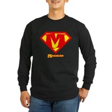magic_shirt_super_02 Long Sleeve T-Shirt