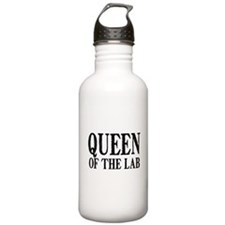 Queen of the Lab Water Bottle