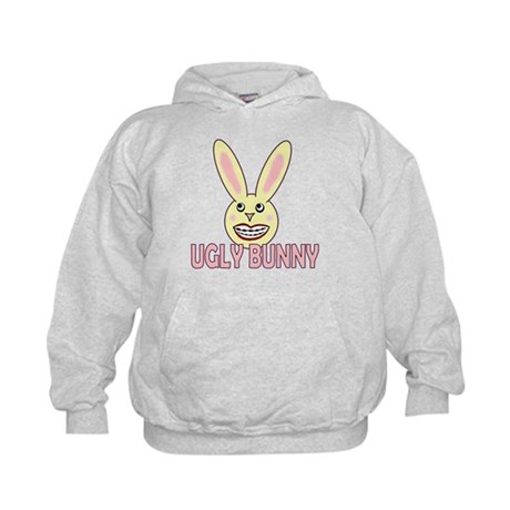 Ugly Bunny Kids Hoodie