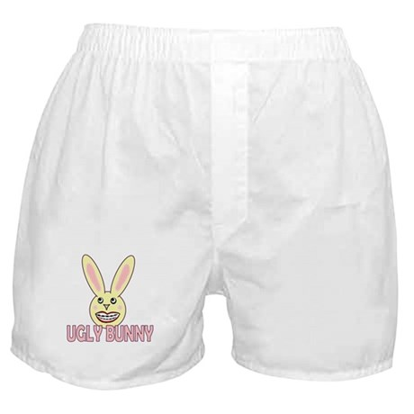 Ugly Bunny Boxer Shorts