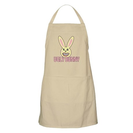 Ugly Bunny BBQ Apron