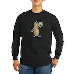 Irish Nut Long Sleeve Dark T-Shirt