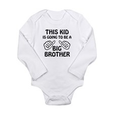 Big Brother Thumbs Body Suit
