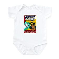 Conan the Bacterium Infant Bodysuit