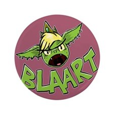 "BLAART 3.5"" Button"