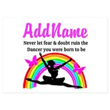 INSPIRING DANCER Invitations