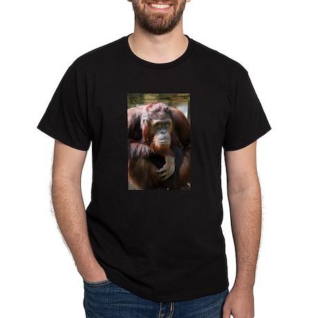 Orangutan Dad Organic Cotton Tee T-Shirt