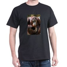 Orangutan Dad Organic Cotton Tee T-Shirt