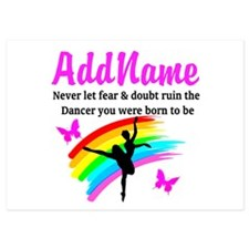 DAZZLING DANCER Invitations