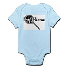 Private Investigator Infant Bodysuit