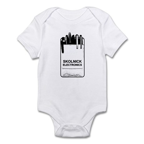 Skolnick Electronics Pocket P Infant Bodysuit