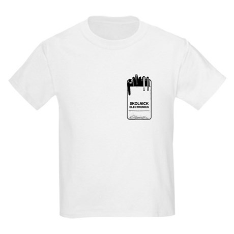Skolnick Electronics Pocket P Kids Light T-Shirt